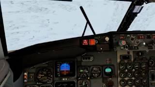 X Plane 11 Rain IXEG 737 by A P  D