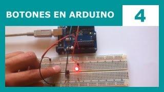 Curso de Arduino #4: Botones!
