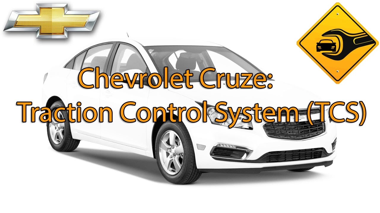 Chevrolet Cruze: Traction Control System (TCS) 🚗🛠
