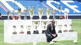 Casillas se va pero sus trofeos se quedan