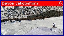 Skigebiet-Test Davos Jakobshorn 2020 Swiss Alpine 4K #14