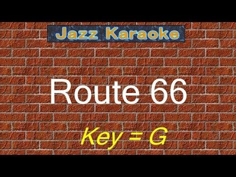 """JazzKara  """"Route 66"""" (Key=G)"""