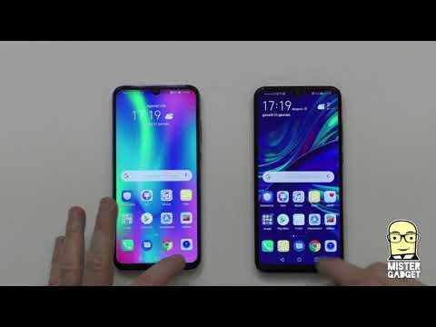 Huawei P Smart 2019 vs Honor 10 Lite: cosa cambia?
