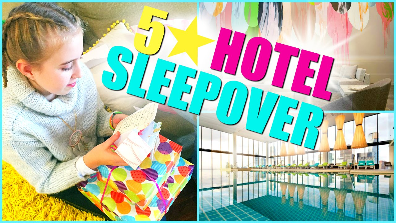 Hotel Sleepover Birthday Party Ideas (with Pictures)
