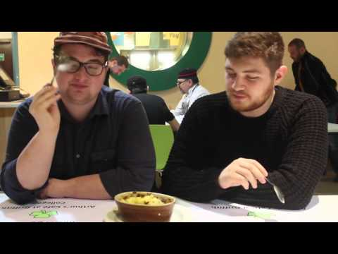 Study Abroad Ireland: International Students Try Traditional Irish Food
