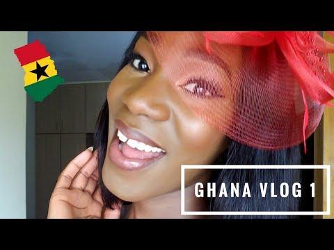 Traveling SOLO to Ghana 1| UBER & Weddings