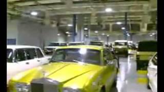 Dubai sheikh's cars, CRAZY !!!!!!!.flv