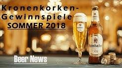 Kronenkorken-Gewinnspiele im Sommer 2018 | Beer News