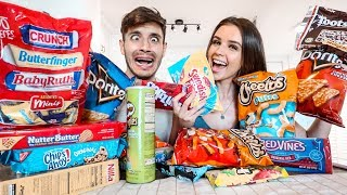 Australian Wife Ranks American Snacks!!