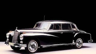 Ремонт АКПП на Mercedes W189 1957 года.