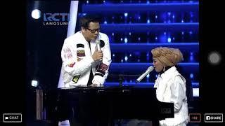Viral Ayu Putrisundari Ft. Armand Maulana - Sholawat di Indonesianidol 2018 - Top 7