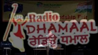 Aman Yanak on Radio Dhamaal
