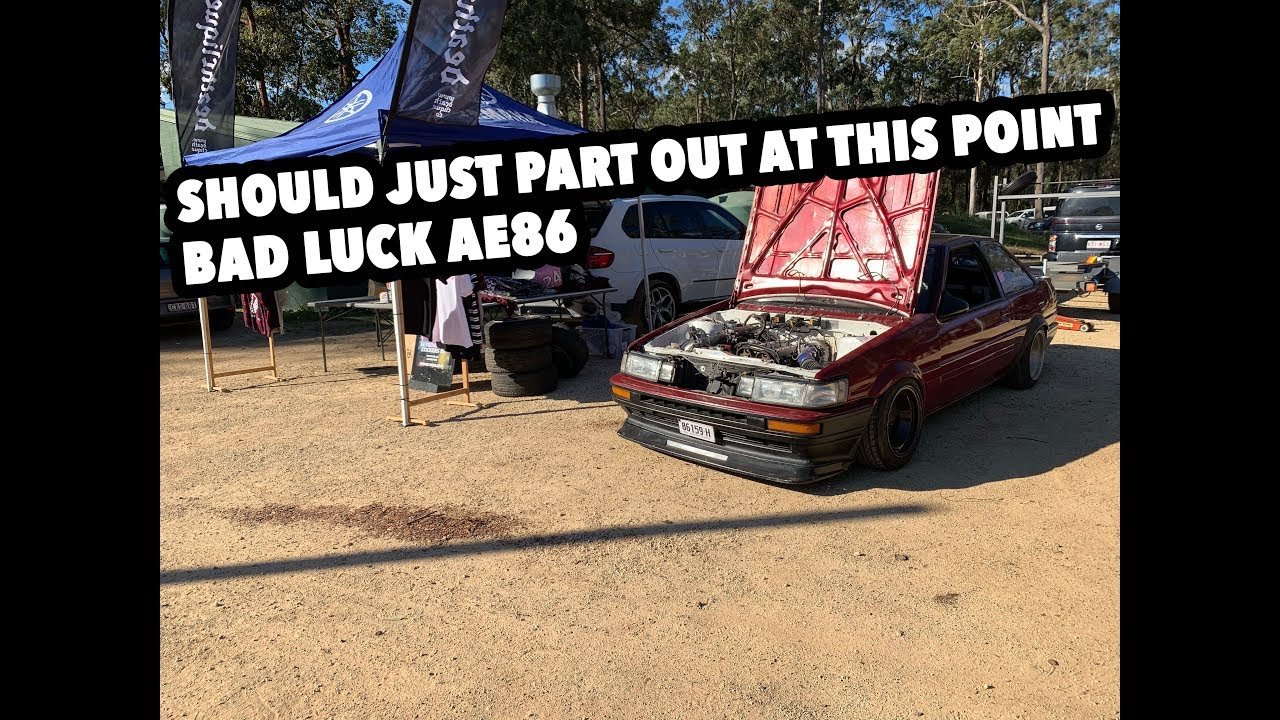 BRING THE BASH 4: ANOTHER BROKEN 4AGE AE86