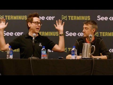 Conversation w/ Sean & James Gunn - TERMINUS 2016