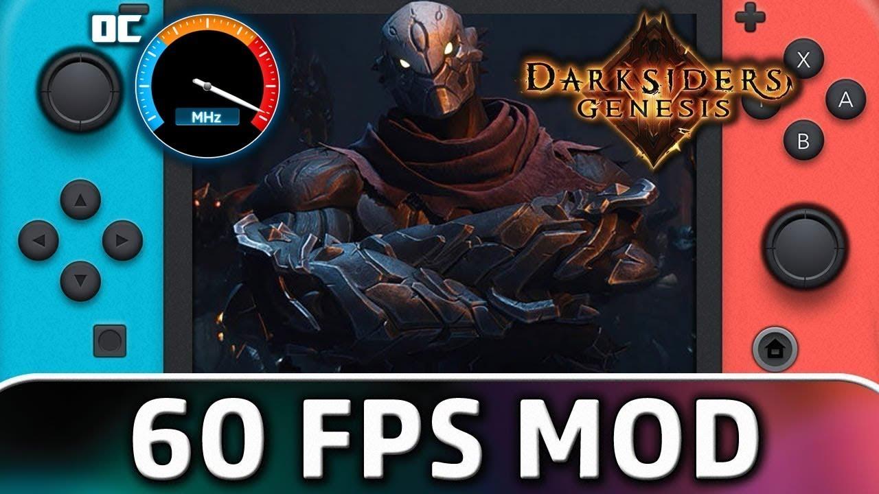 Darksiders Genesis | 60 FPS MOD on Nintendo Switch