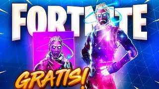 HOW TO GET THE *SKIN GALAXY* in FORTNITE TOTALLY FREE!!