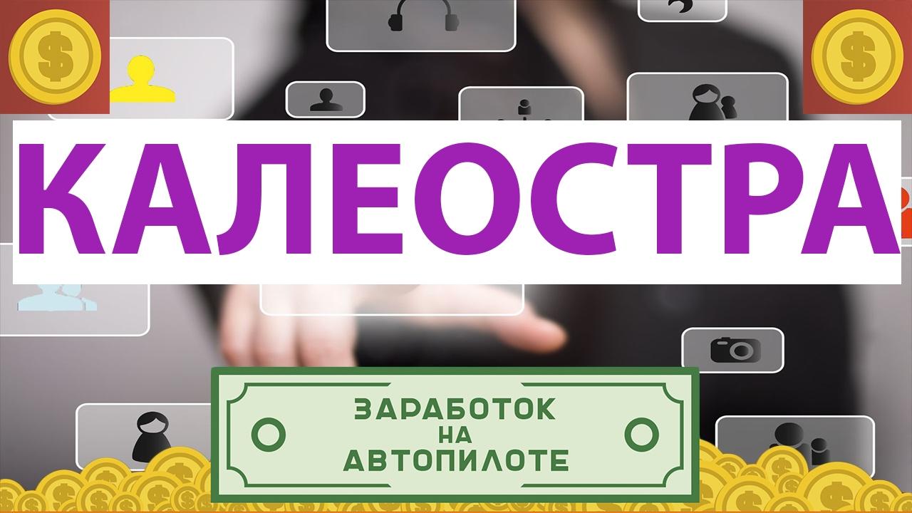 Социальная Бизнес Сеть Калеостра. Как заработать в социальных сетях Kaleostra com!