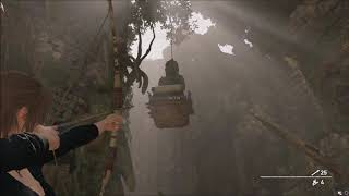 Shadow of the Tomb Raider - PERUVIAN JUNGLE Tomb: Judge's Gaze