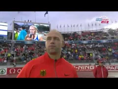 Mens Discus Throw 2012 European Athletics Championships Final