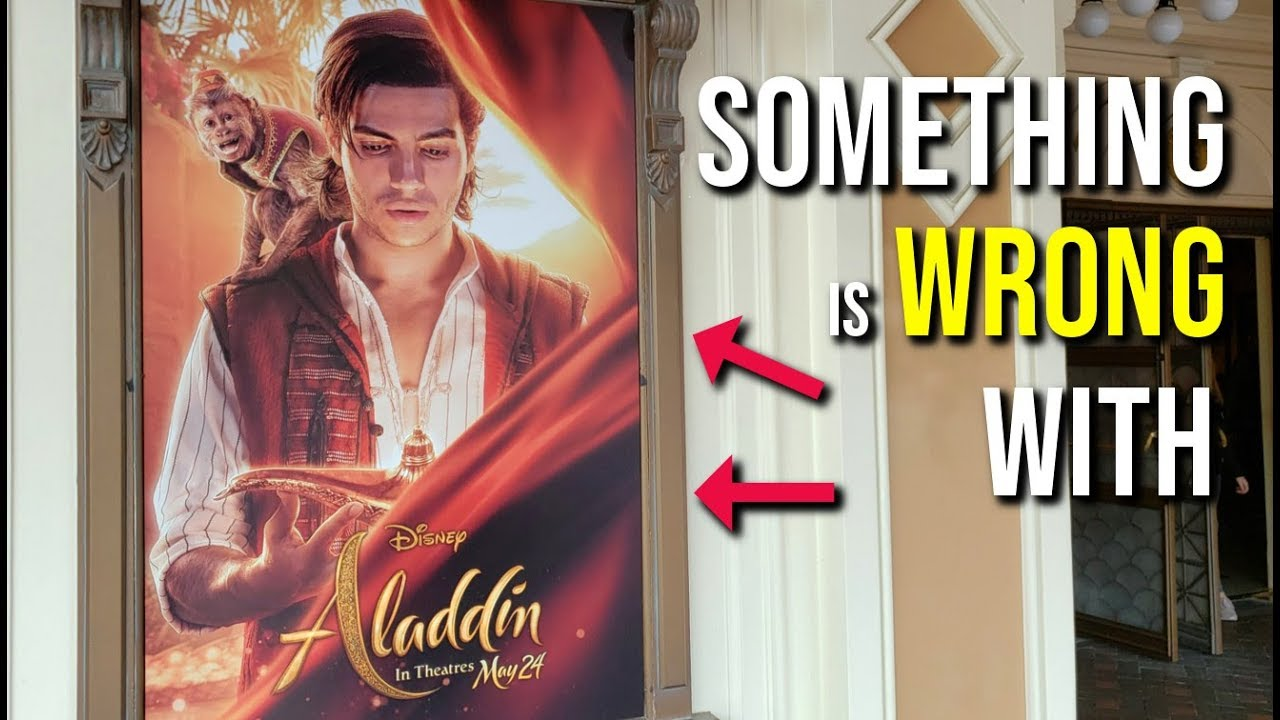 Something is WRONG with Aladdin Movie | 2019-04-20 Pt. 5