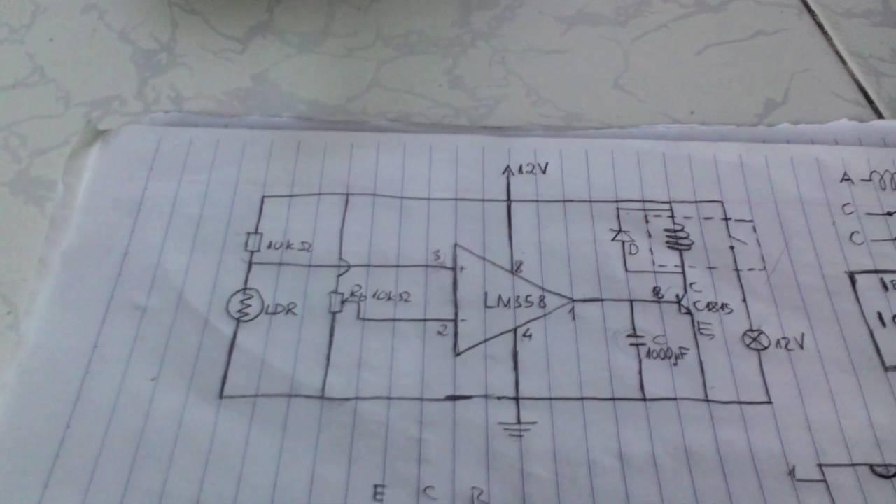 Nguyên lý hoạt động Opamp LM358 và ứng dụng | Part 2