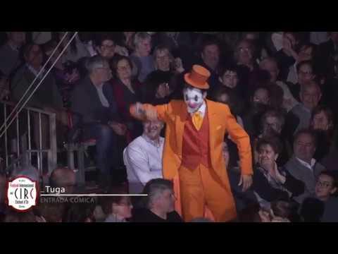 Tuga Clown - Comedy Act 1 (Chile)