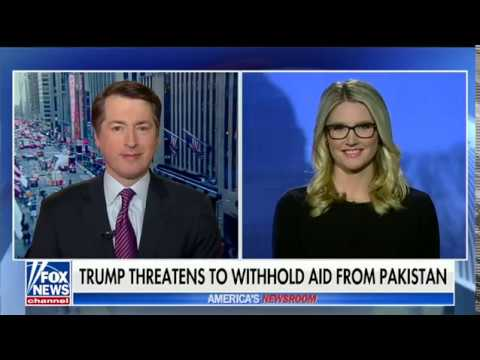 Rich Lowry: Trump is 'Absolutely Correct' to Cut Aid to Pakistan