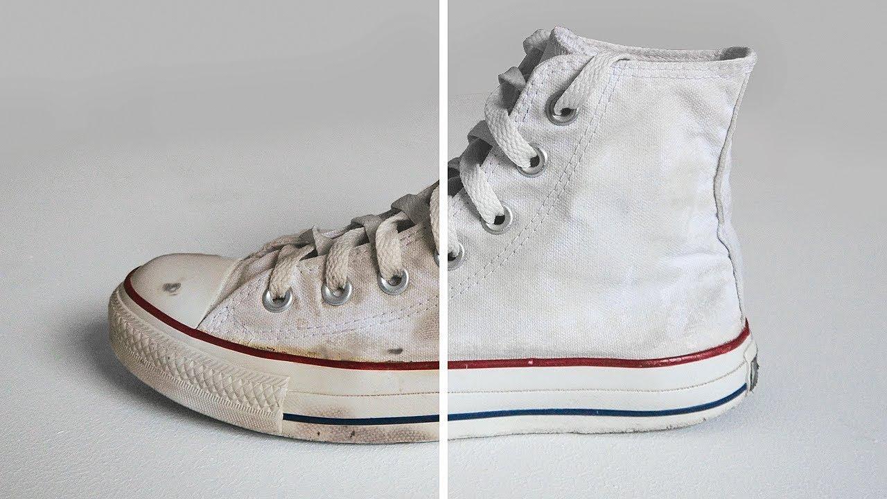 Nettoyer Blanchir Chaussures Et 6g7ybf Ses O0wk8Pn