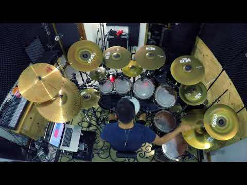 Slipknot - Wait and Bleed (Drum Cover)