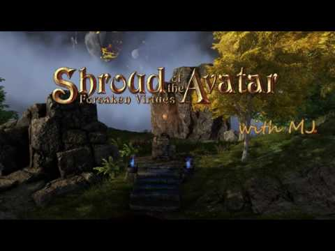 Shroud of the Avatar with MJ: Leaving the safety of the city