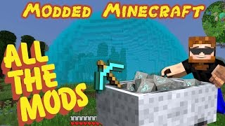 Hey guys welcome back to Modded Minecraft in this episode we setup ...