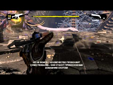 NeverDead (PS3) Last Boss (Ending)