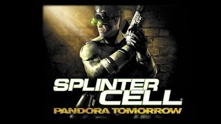 Splinter Cell: Pandora Tomorrow - Game Movie