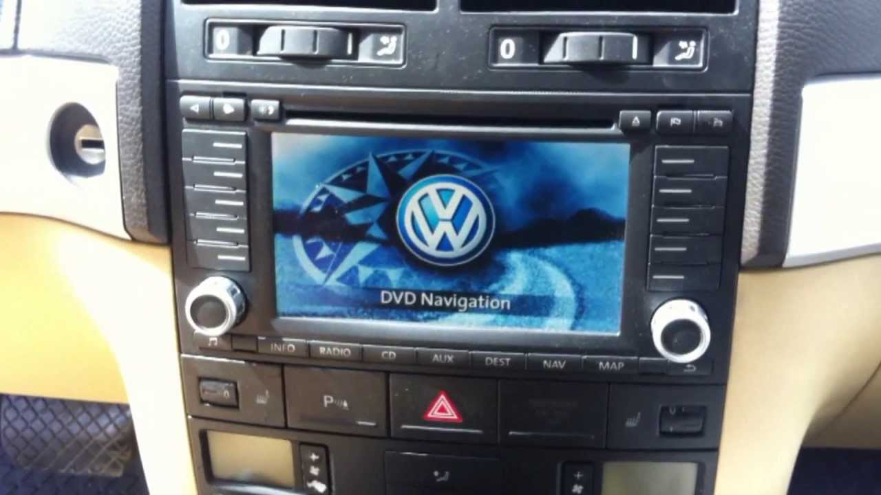 maxresdefault usb interface for vw touareg youtube  at virtualis.co