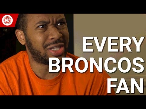 Every Fan In 90 Seconds | Denver Broncos 2016
