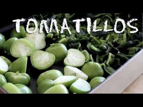 What are Tomatillos? / Mexican Green Pork Chili Recipe
