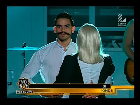 Sia sorprendió al jurado con