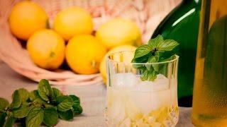 Auténtico limoncello casero. Receta FÁCIL licor. 🍋🍋