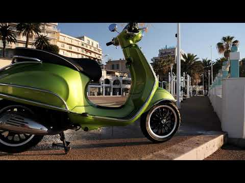 1, 2, or 3-Day Vespa Rental - Video