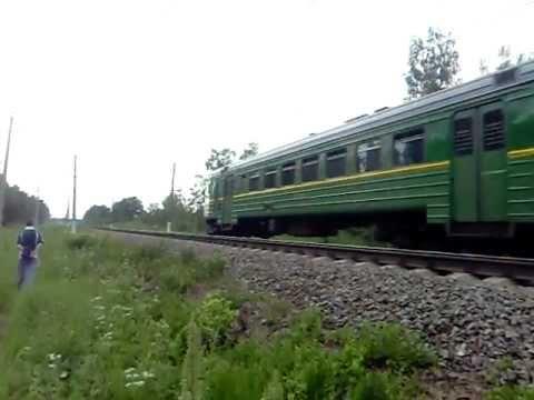 Электропоезд до станции Голицыно