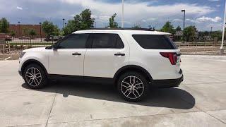 2018 Ford Explorer Denver, Aurora, Parker, Highlands Ranch, Littleton, CO 180484