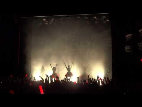 Babymetal - Début concert - Cigale, Paris, 01/07/2014