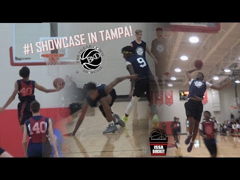 2018 BKD Showcase is the #1 CAMP IN TAMPA!