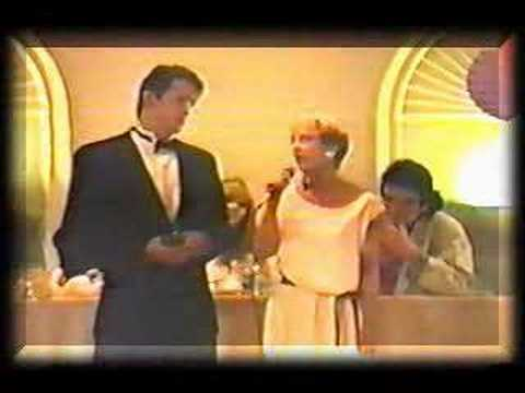 Matthew Ashford sings with Christina - I have dreamed