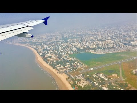 Awesome Mumbai To New Delhi | Indigo Flight (A320) | 1400 Kms