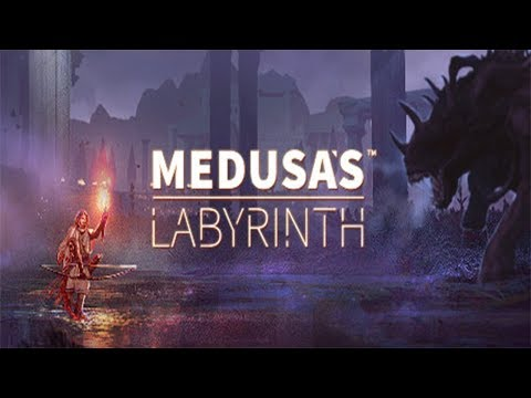 IF MEDUSA HAD A HORROR GAME - Medusa's Labyrinth