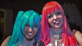 The Anime Nightlife Experience in Roppongi -  WAO RYU!TV ONLY in JAPAN #12