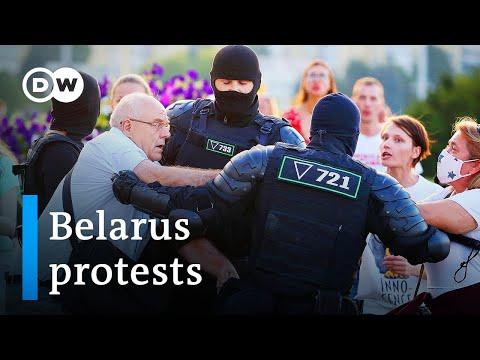 Belarus opposition candidate