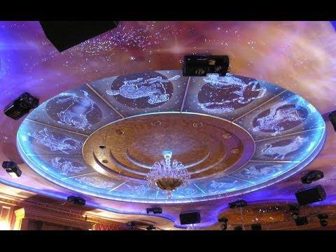 видео: Млечный путь и звезды. Звездное Небо на потолке делаем сами