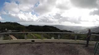 Mirador Villalba-Orocovis, Puerto Rico Timelapse Test